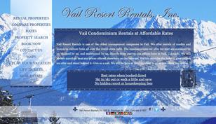 Vail Resort Rentals